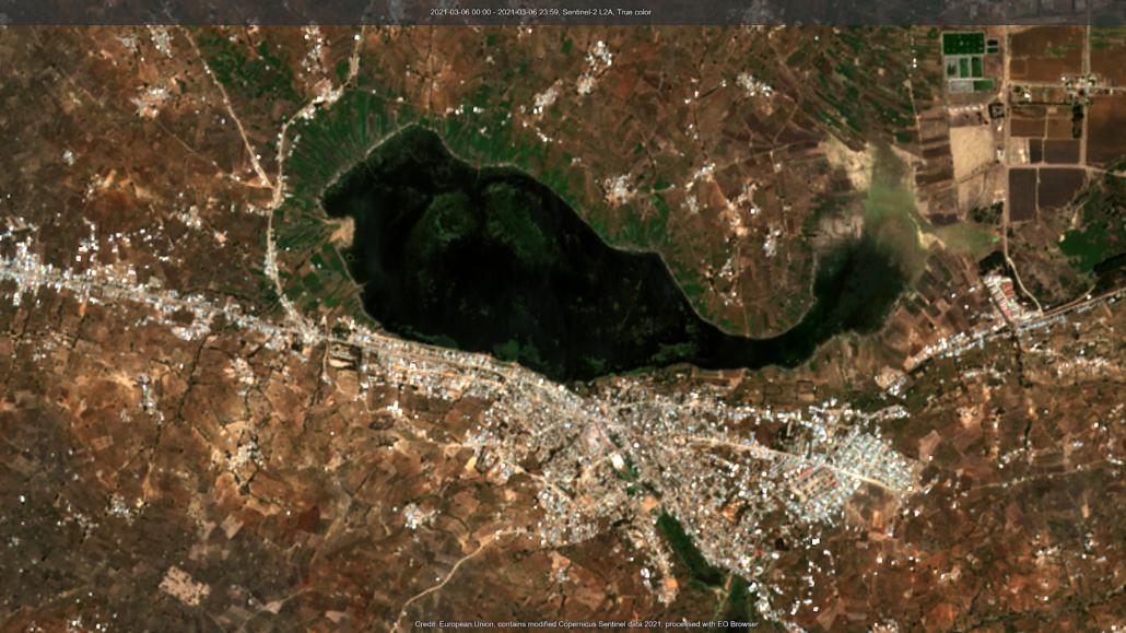 Lake Haramaya - 6 March 2021